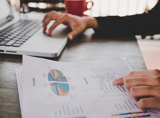 gestão financeira home